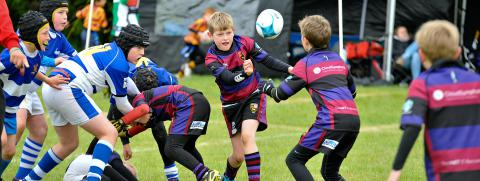 Burnham-on-Sea Mini & Junior Rugby Festival